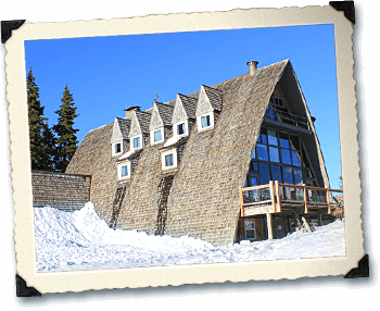 The Firs Chalet at Mt Baker