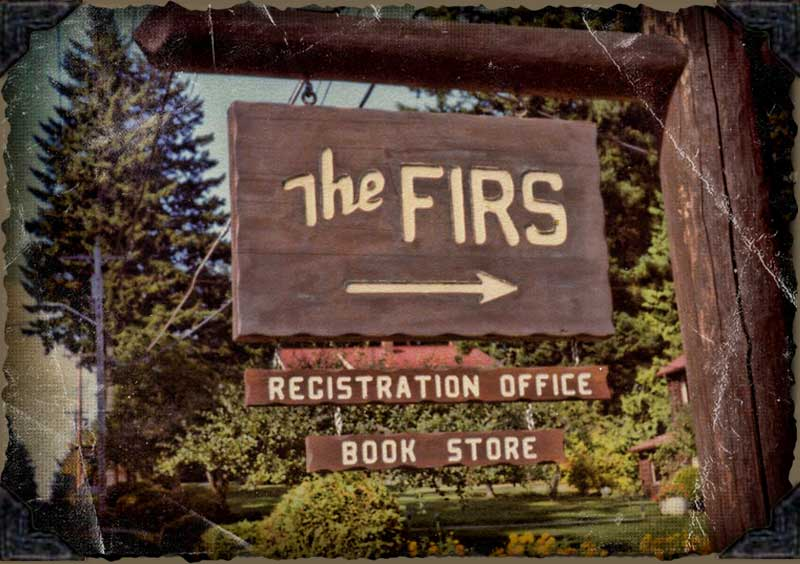 Old Firs Sign